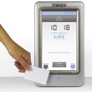 terminali fissi rilevazione presenze touch-screen ZT2